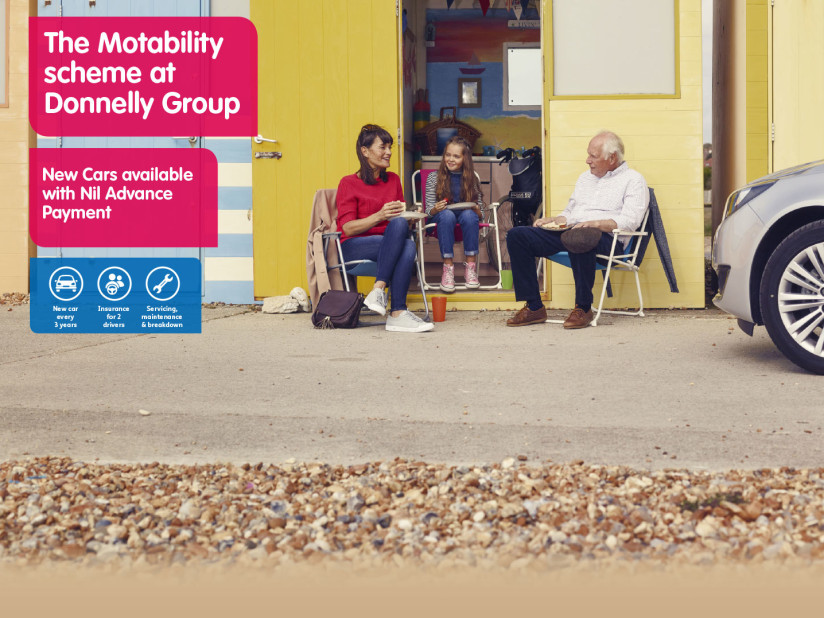 6aa116be82 Donnelly Group - Motability Dealer In Northern Ireland