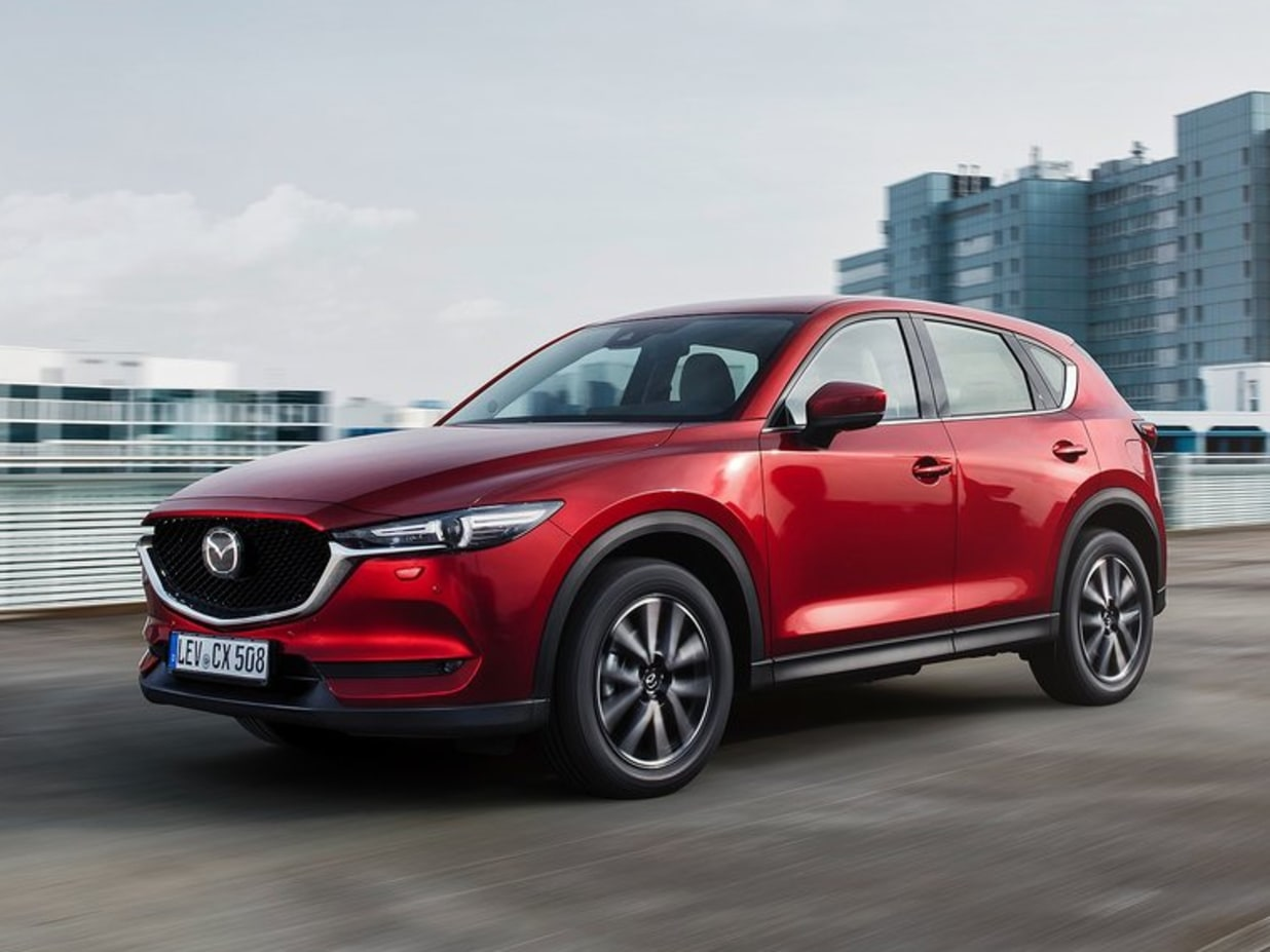 Get the Mazda CX-5 deal you want