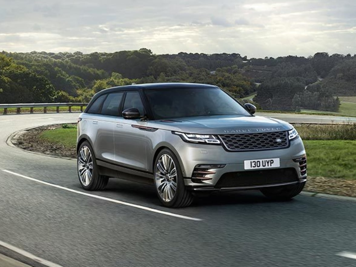New Cars Ludlow Shukers Land Rover