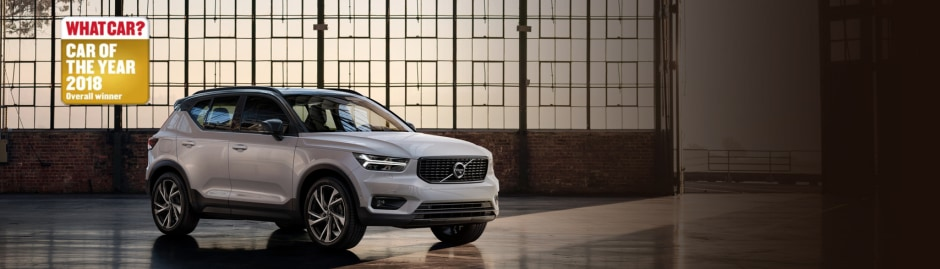 Discover The New Volvo XC40