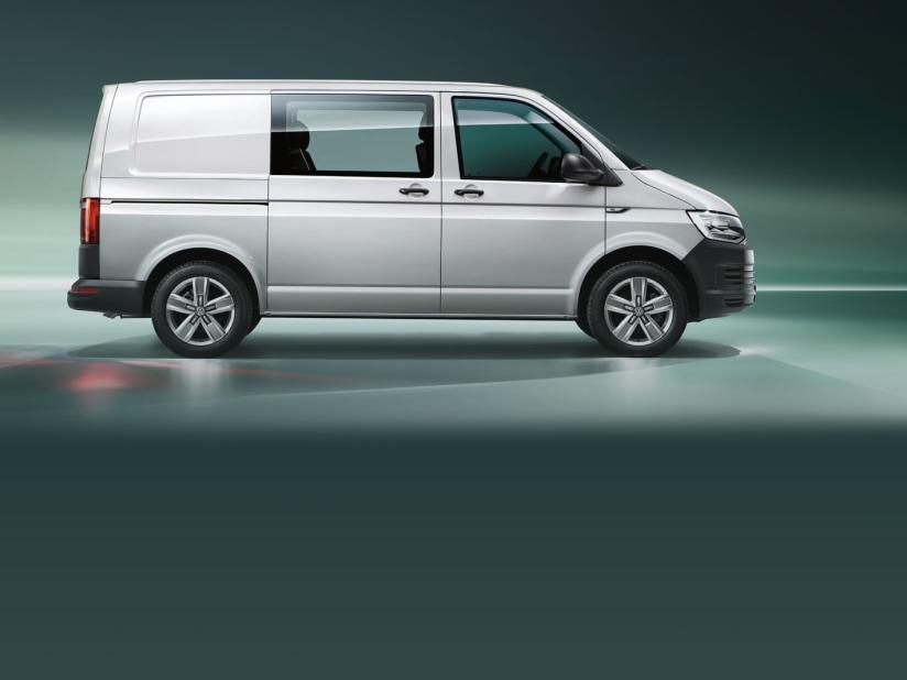 dddb8d790c Volkswagen Transporter Kombi from £244 per month on Business ...
