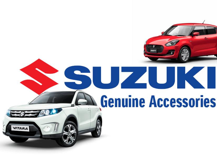 Suzuki Accessories Offers | Workington, Cumbria | J Edgar & Son Suzuki