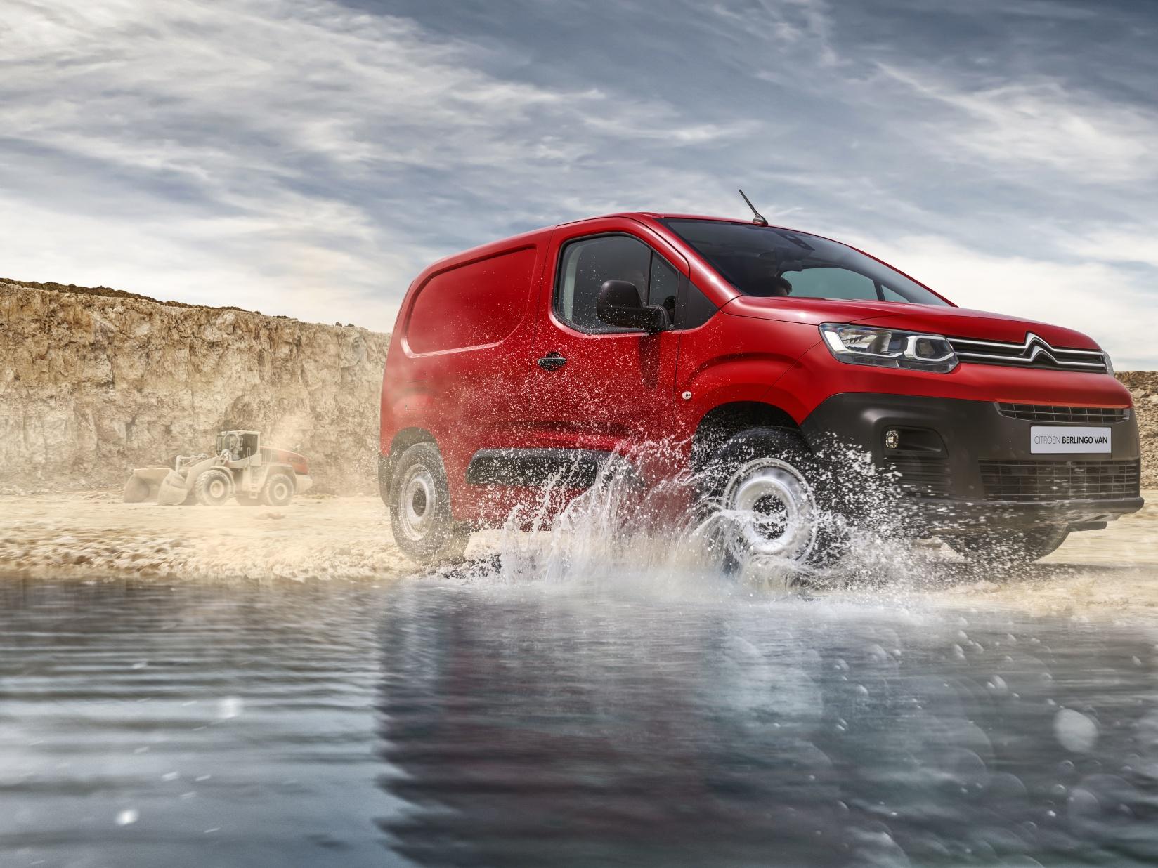 "ec924a6662 The New Citroën Berlingo Van Wins ""International Van of the Year 2019"""