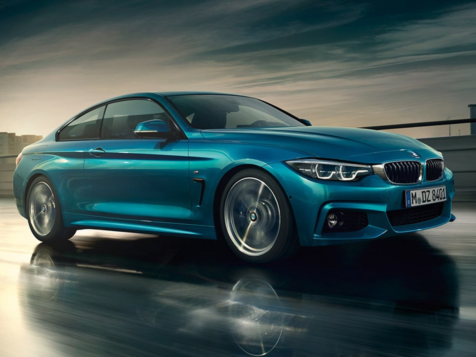 Bmw 4 Series >> New Bmw 4 Series Offers Manchester Traffordcity