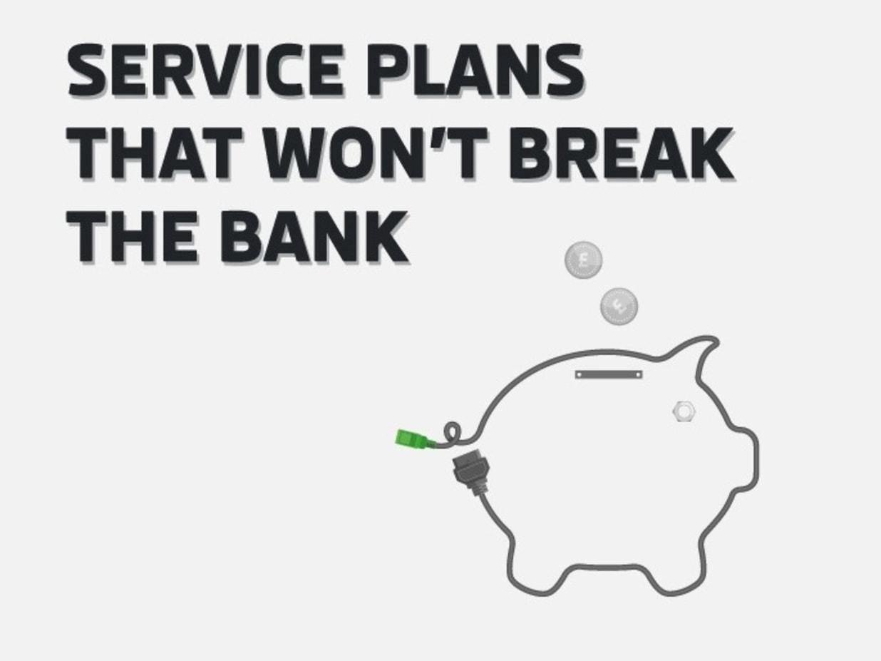 Skoda Service Plans