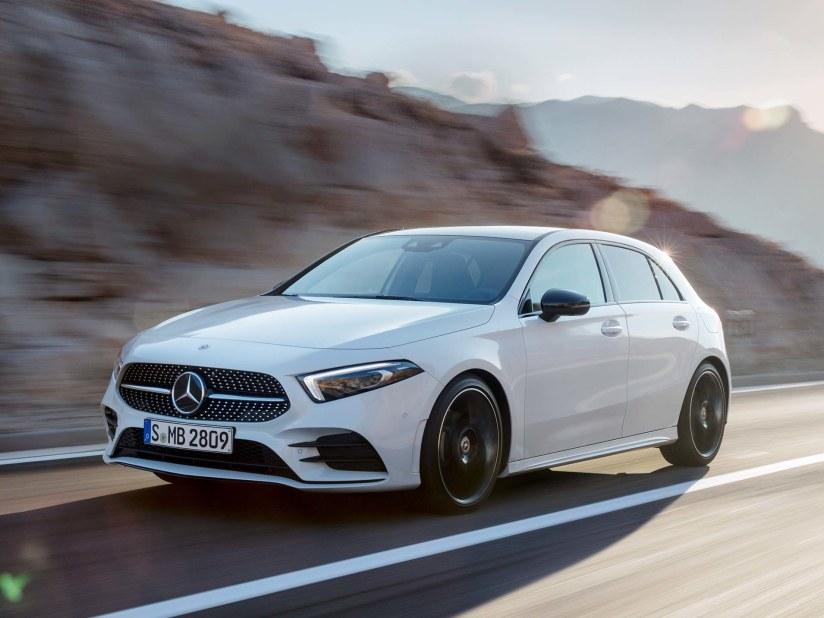 New Mercedes-Benz A-Class   Abu Dhabi, Al Ain & UAE   AutoRoute