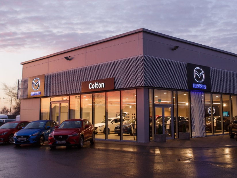 Mazda Car Dealer | Mullingar & Tullamore | Colton Motors