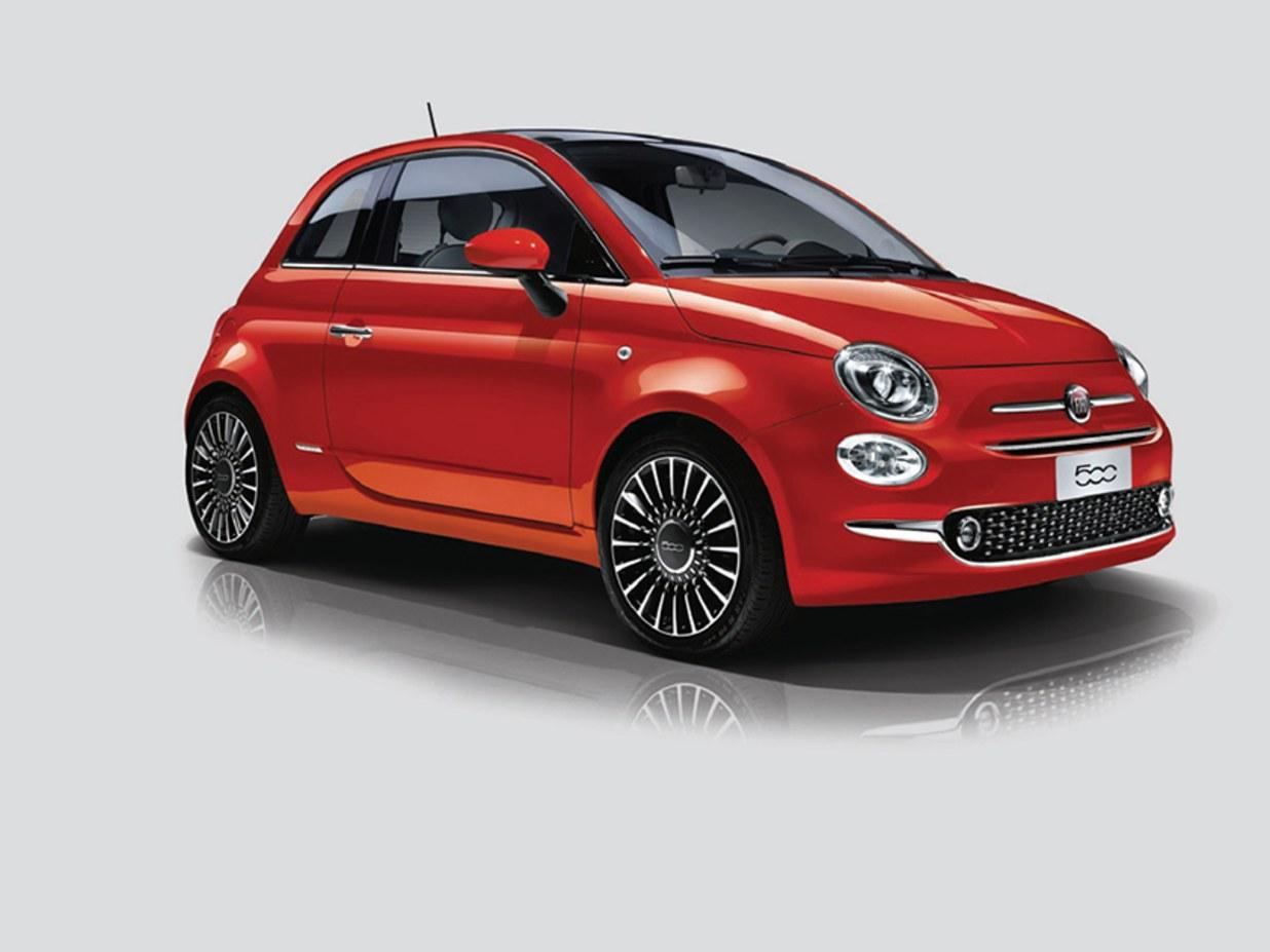 Fiat 500 Motability Offer Glyn Hopkin Ltd
