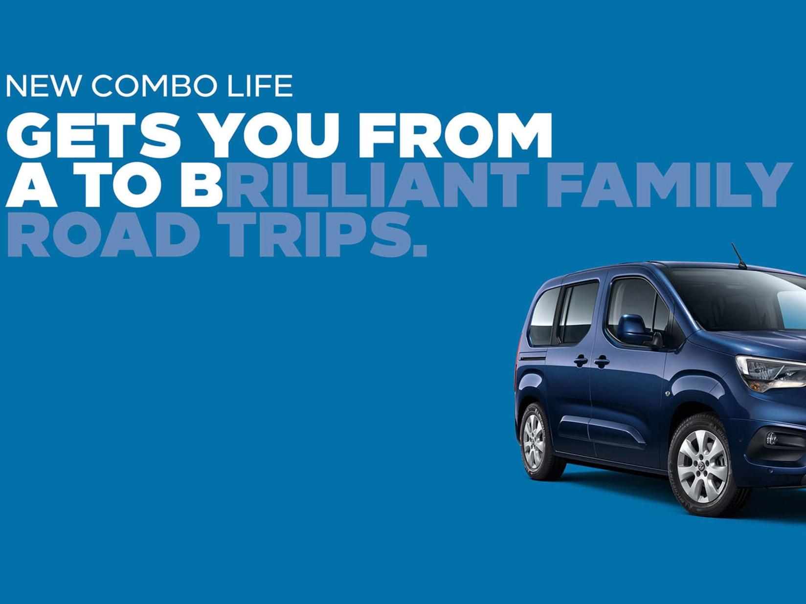 63d732dc5d New Vauxhall Combo Life