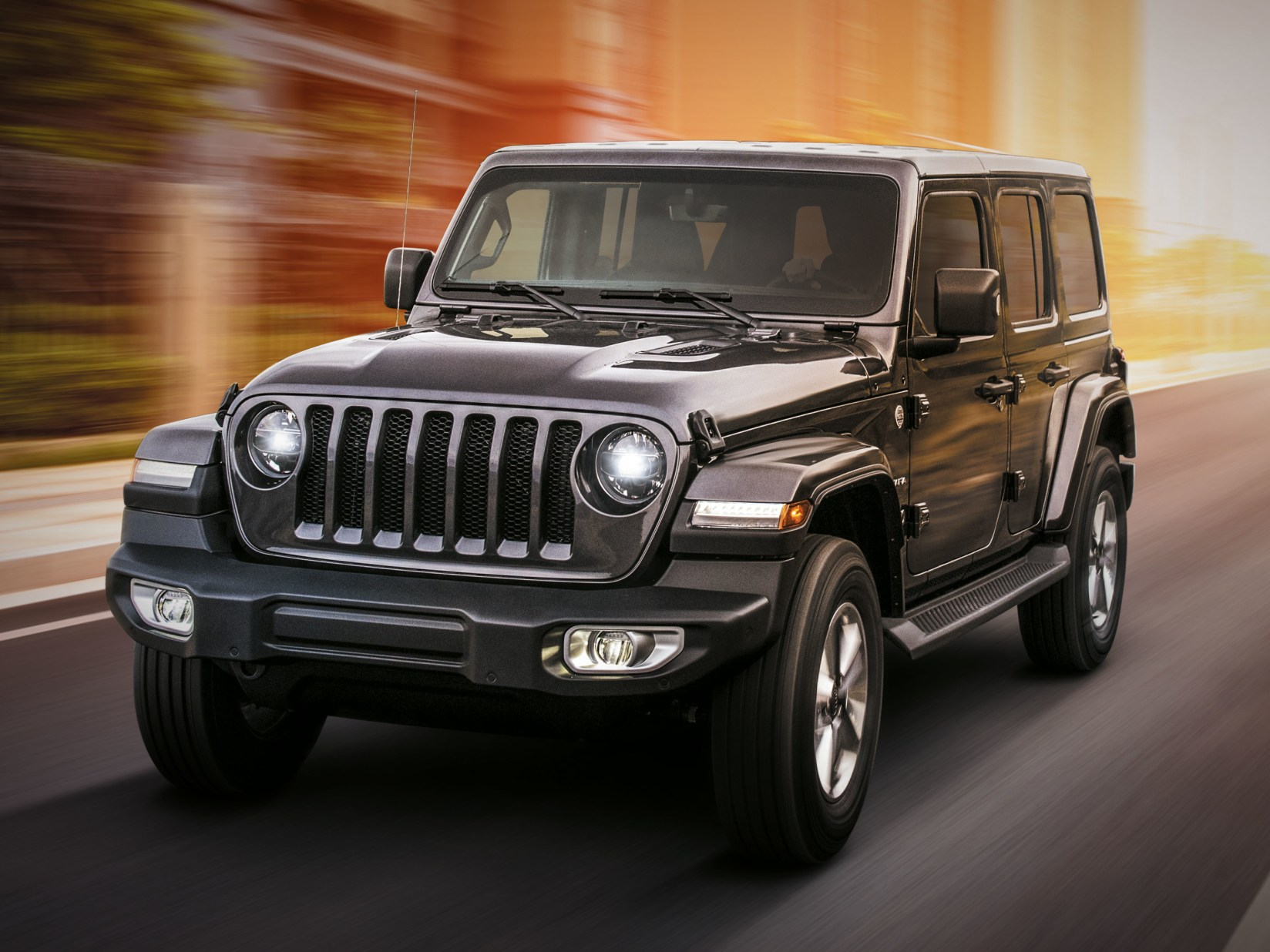 New Jeeps For Sale Jeep Dealer Glyn Hopkin Jeep