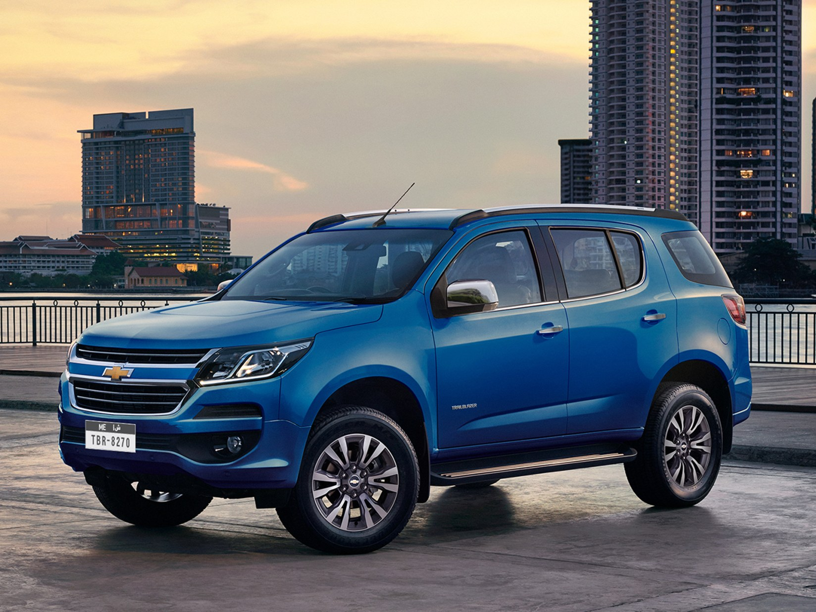 2020 Trailblazer Chevrolet Qatar
