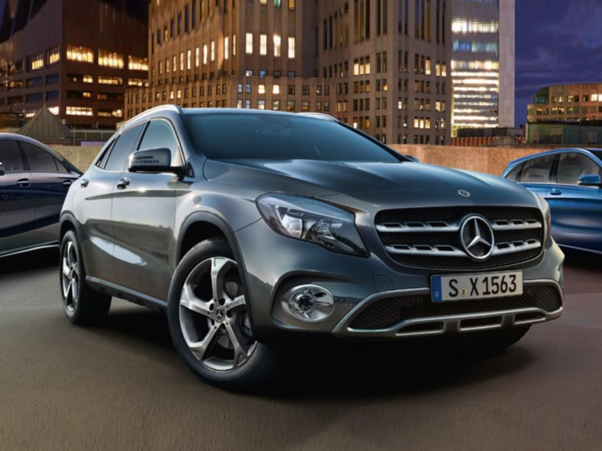 Mercedes Benz Motability Scheme.