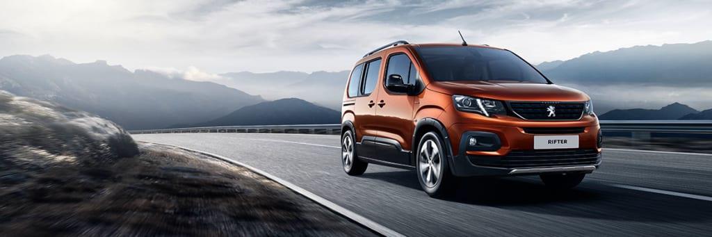 New Peugeot Rifter | Peugeot Aberdeen | New Cars