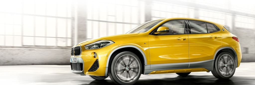 The First Ever BMW X2 | Dublin | Joe Duffy BMW