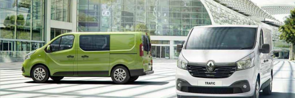 9fbff39ddac78b All New Renault Trafic Van