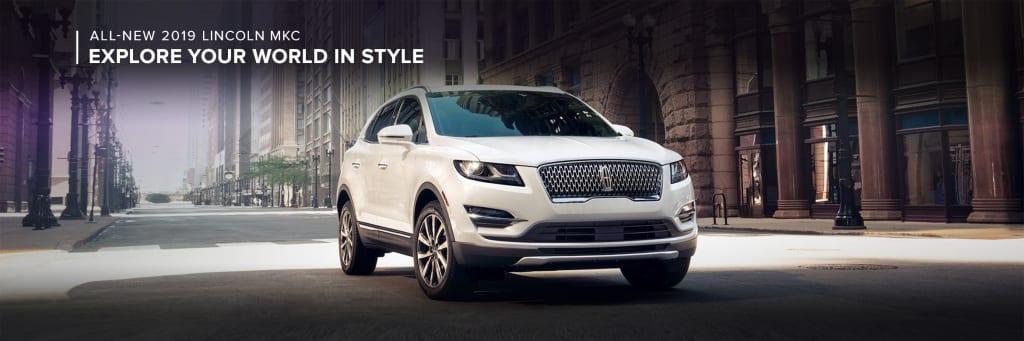 New Lincoln Mkc Uae Al Tayer Motors Lincoln