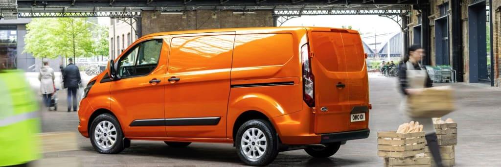 Ford Transit Custom | Trowbridge, Wiltshire | Trowbridge Ford
