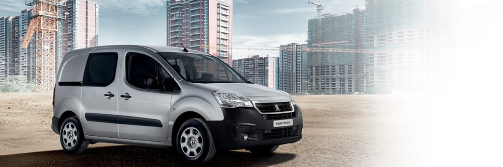 New Peugeot Partner Van | Warners Peugeot | Gloucestershire