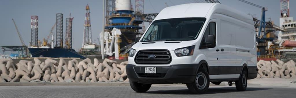 New Ford Transit Van | UAE | Premier Motors Ford