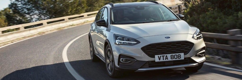 All New Ford Focus Active Cardigan Ceredigion Cawdor Ford