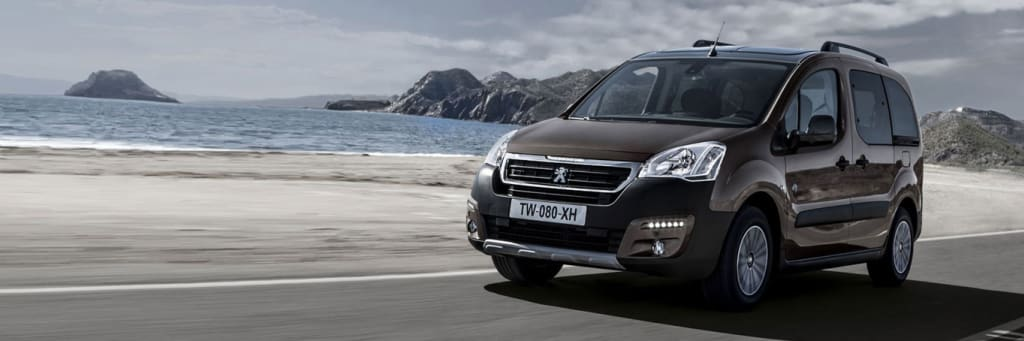 New Peugeot Partner Te | Warners Peugeot | Gloucestershire