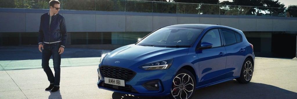 All New Ford Focus Cardigan Ceredigion Cawdor Ford