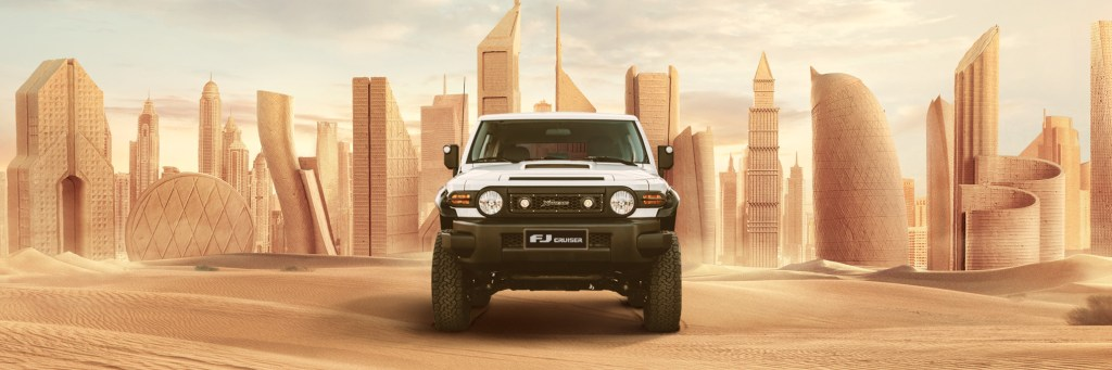 New Toyota FJ Cruiser 2019 Cars for Sale in the UAE | Toyota