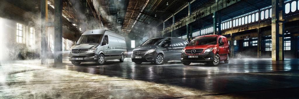 Caledonian Truck And Van Commercial Vehicles - Mercedes benz commercial vans