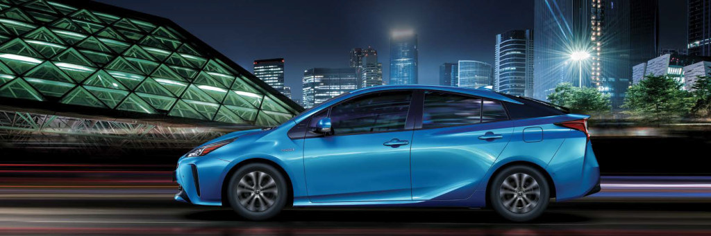 New Toyota Prius 2018 Cars For Sale In The Uae Toyota