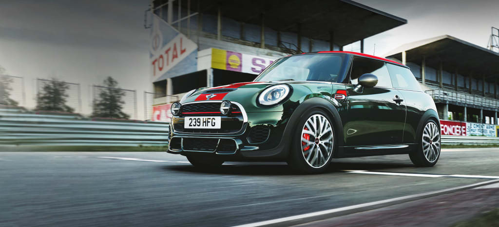 New Mini John Cooper Works Hamilton Glasgow Hillington Stirling