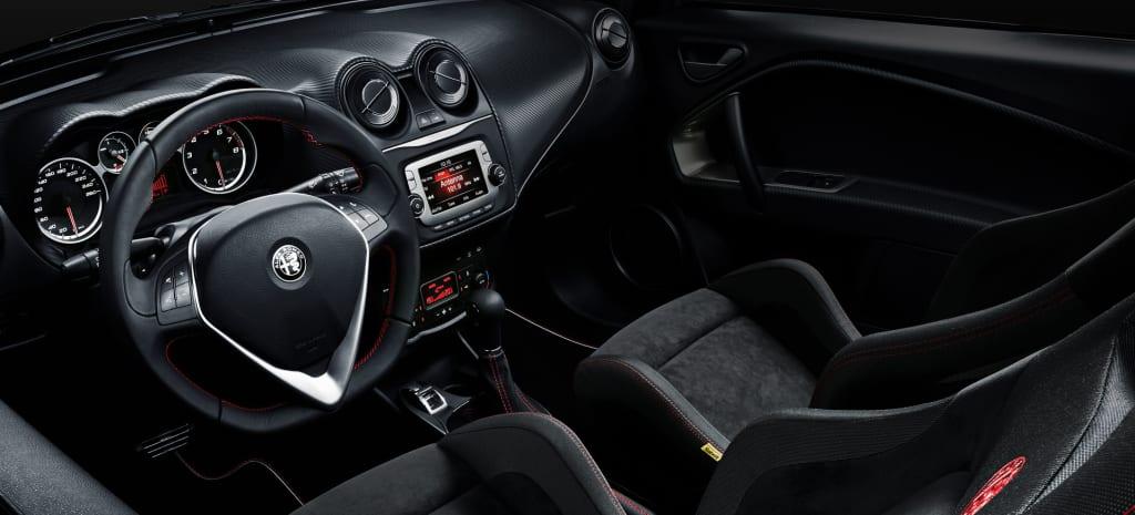 interieuromgeef uzelf met stijlde cockpit van de vernieuwde mito heeft een nieuw design ook het interieur van de vernieuwd mito is volledig herzien