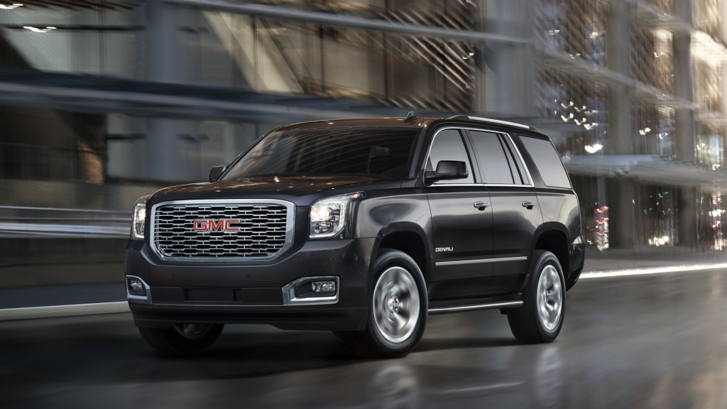 New and Used GMC Dealer | Qatar | Mannai