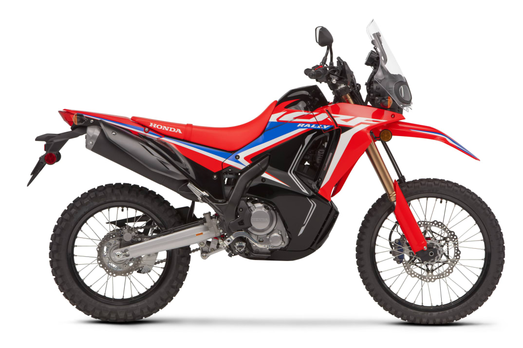 ></a>CRF300 Rally<br></h2><h3>From £6,039.00</h3><p><a class=
