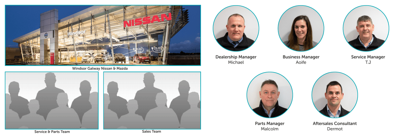 Meet The Team - Windsor Galway Nissan