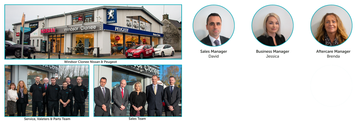 Meet The Team - Windsor Clonee Nissan