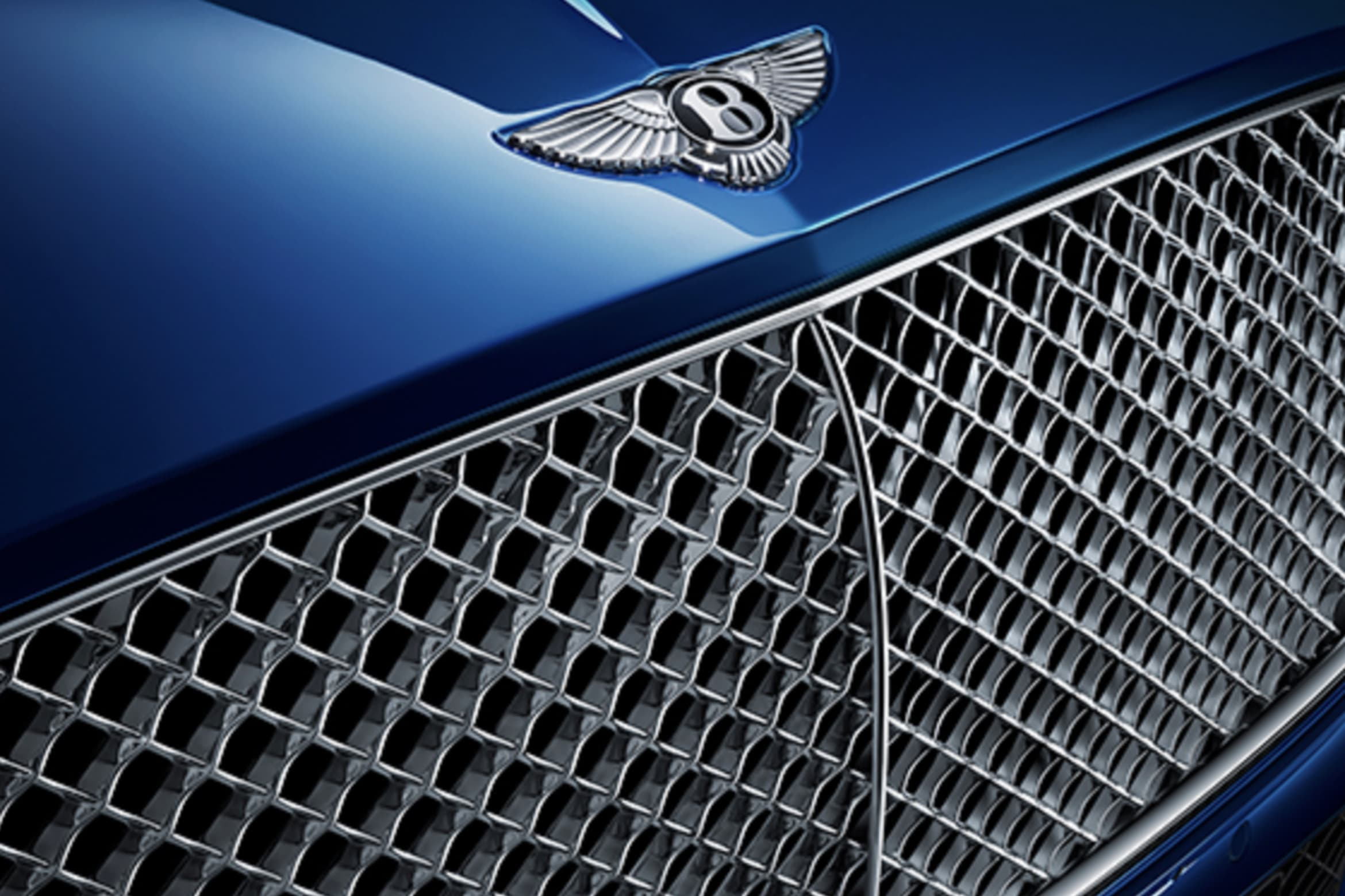 Bentley Bonnet and Grille