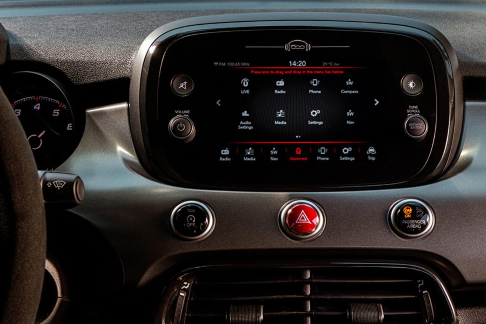 Fiat 500X Sport Uconnect