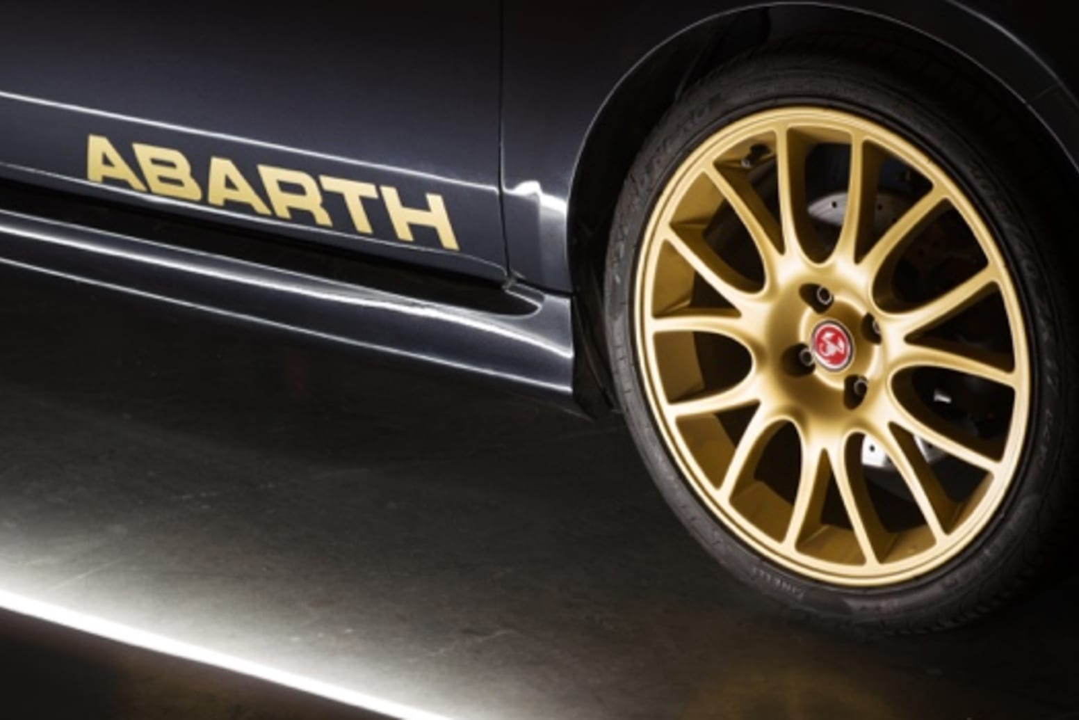Abarth 595 Scorpioneoro Wheels