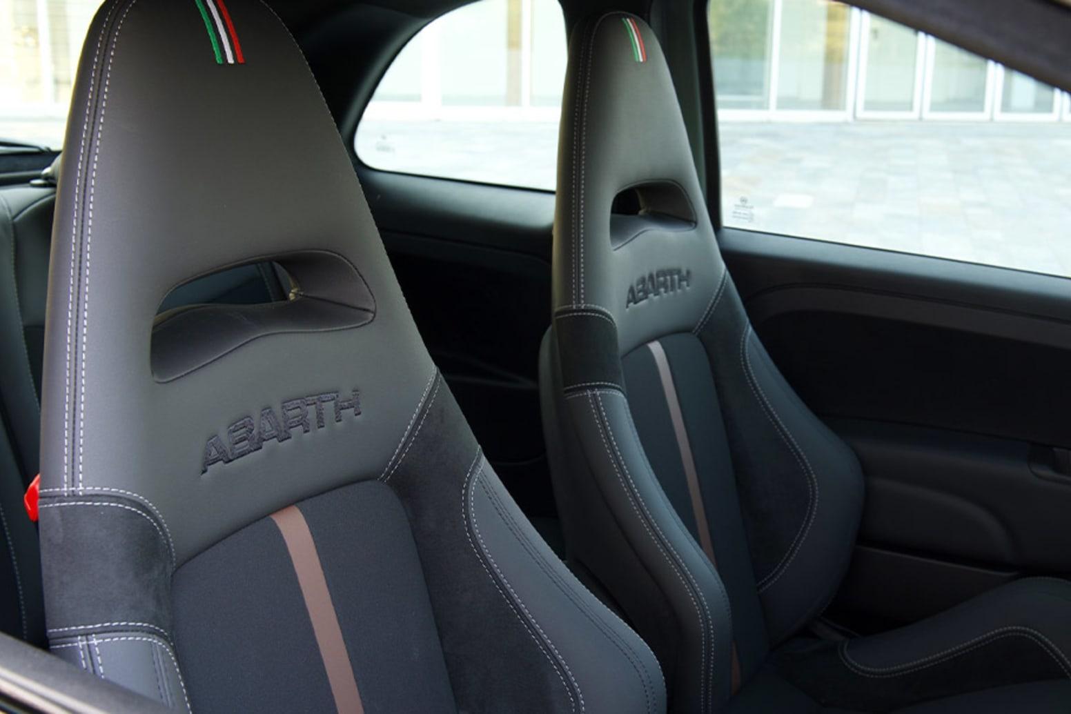 Abarth 695 Interior Seats