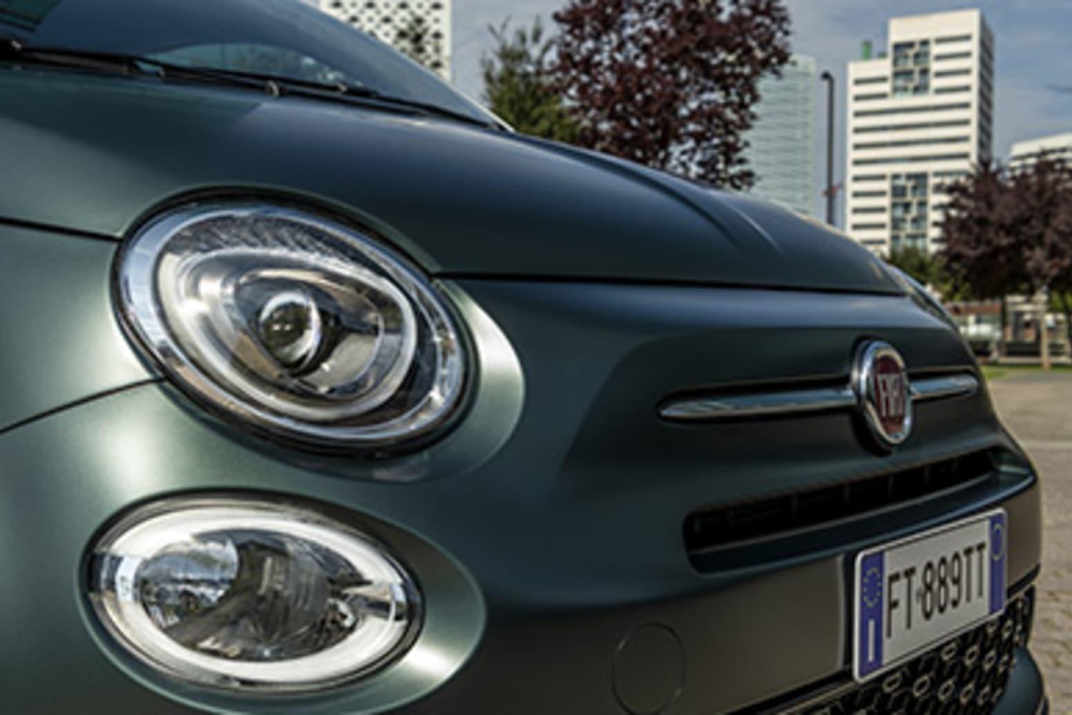 Fiat 500 Rockstar Design