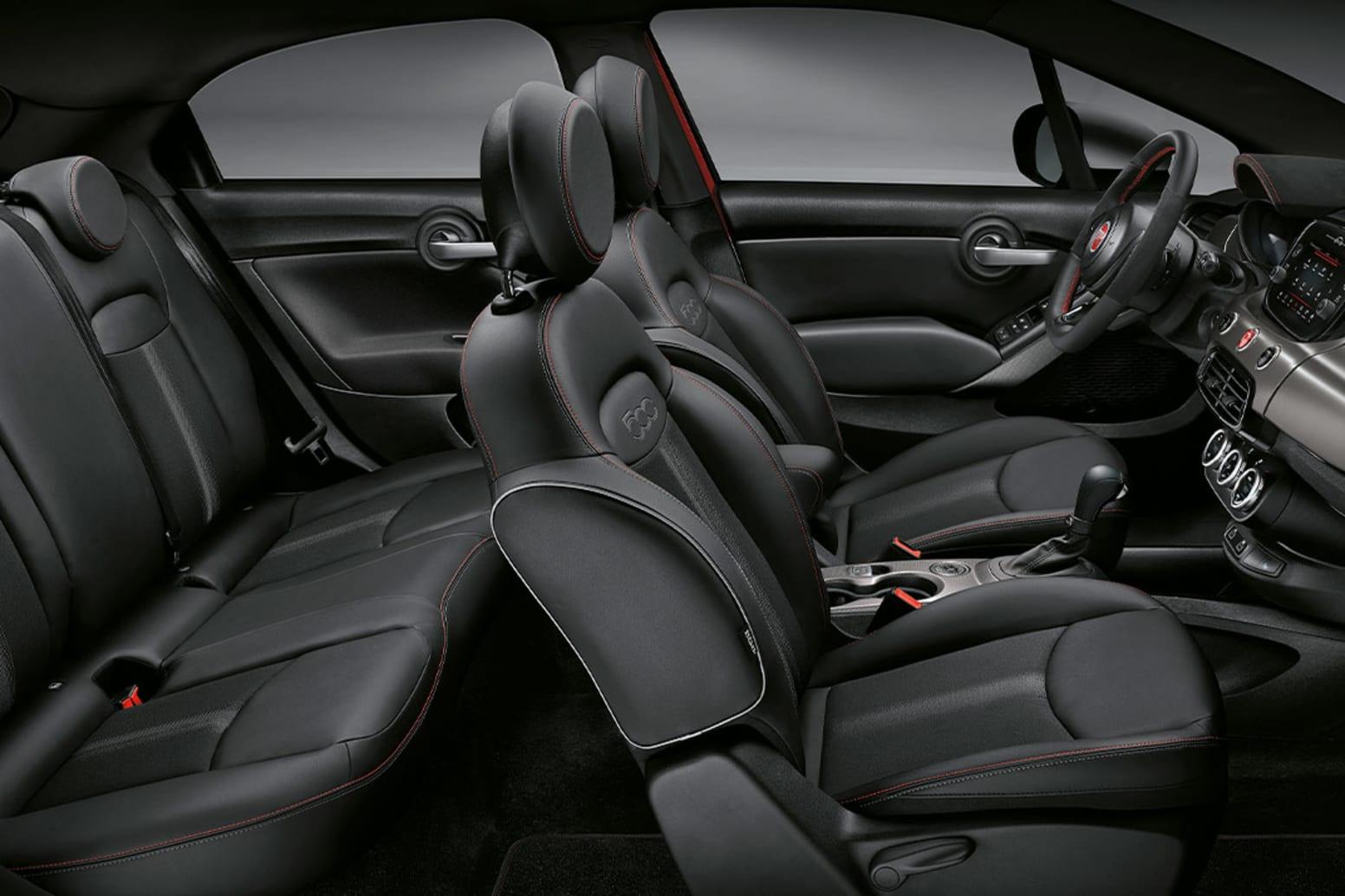 Fiat 500X Sport Seats