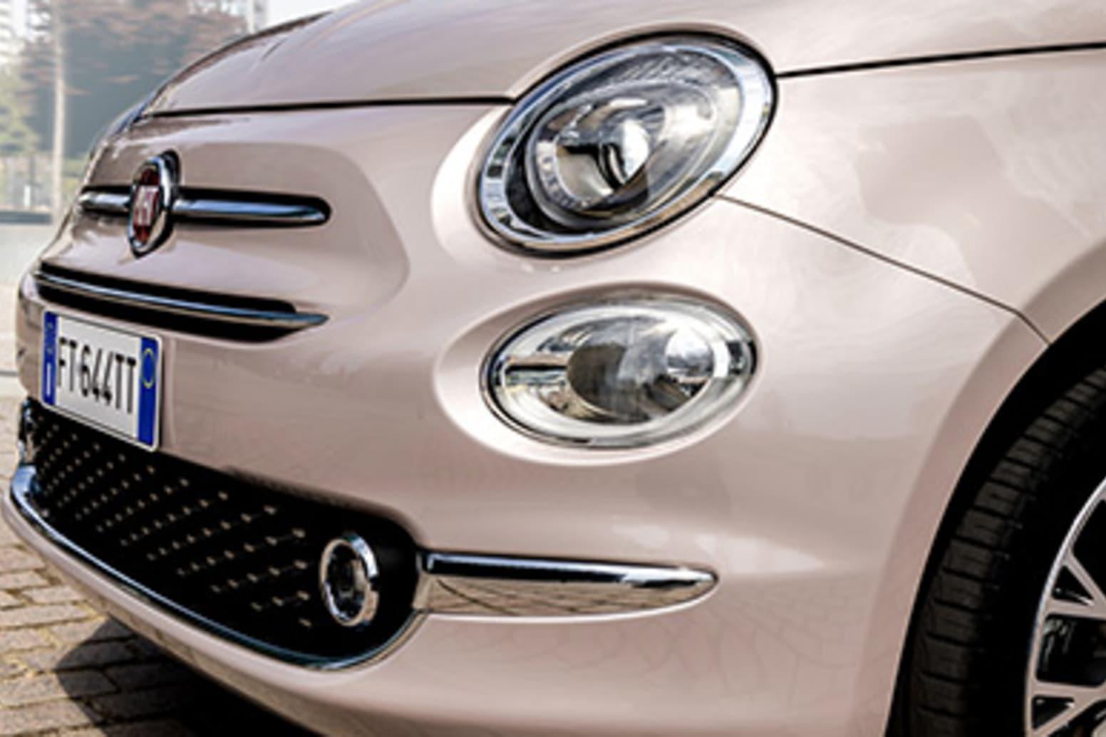 Fiat 500 Star Rockstar Newcastle Under Lyme Staffordshire Bs