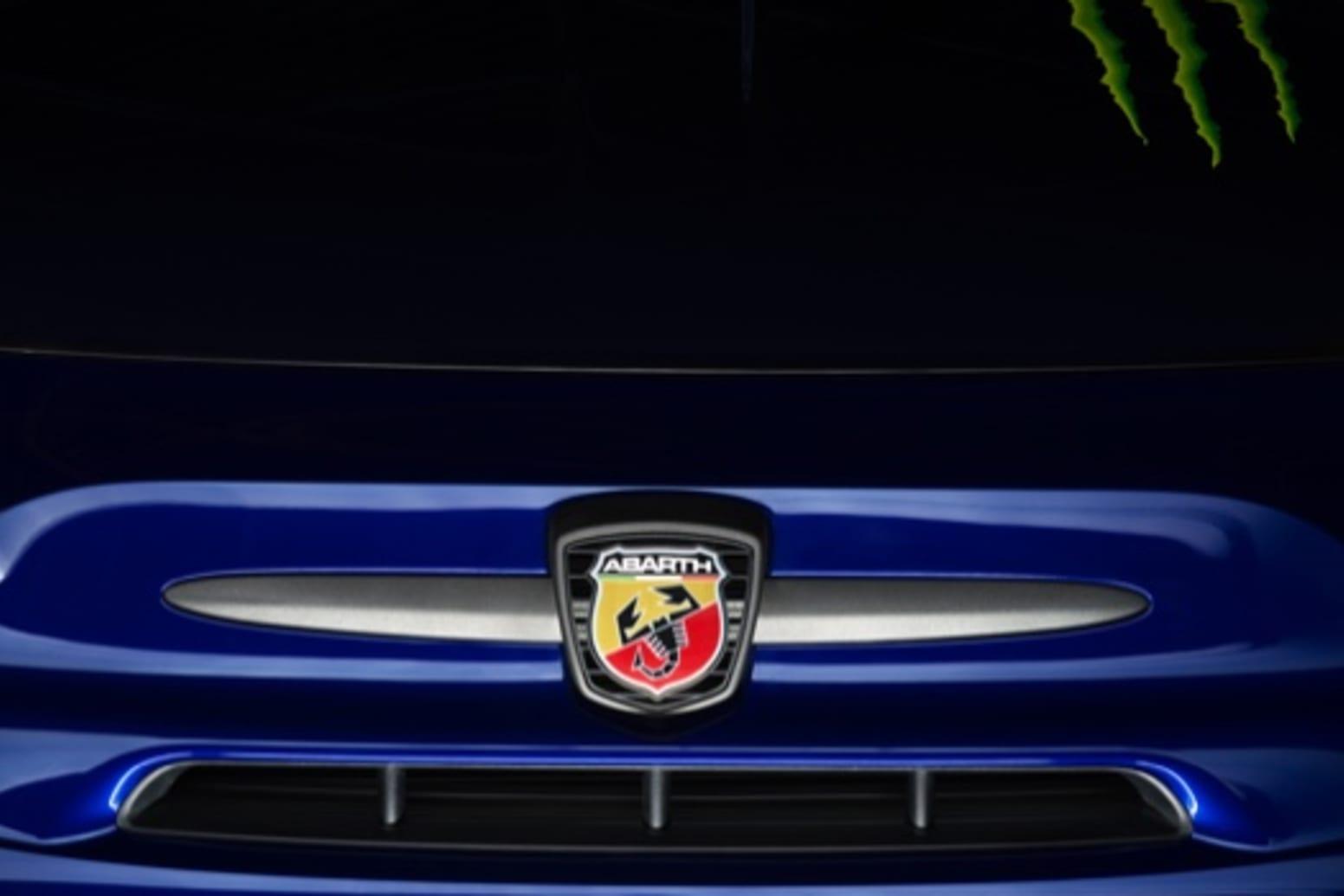 Abarth 595 Monster Energy Yamaha Front Bumper