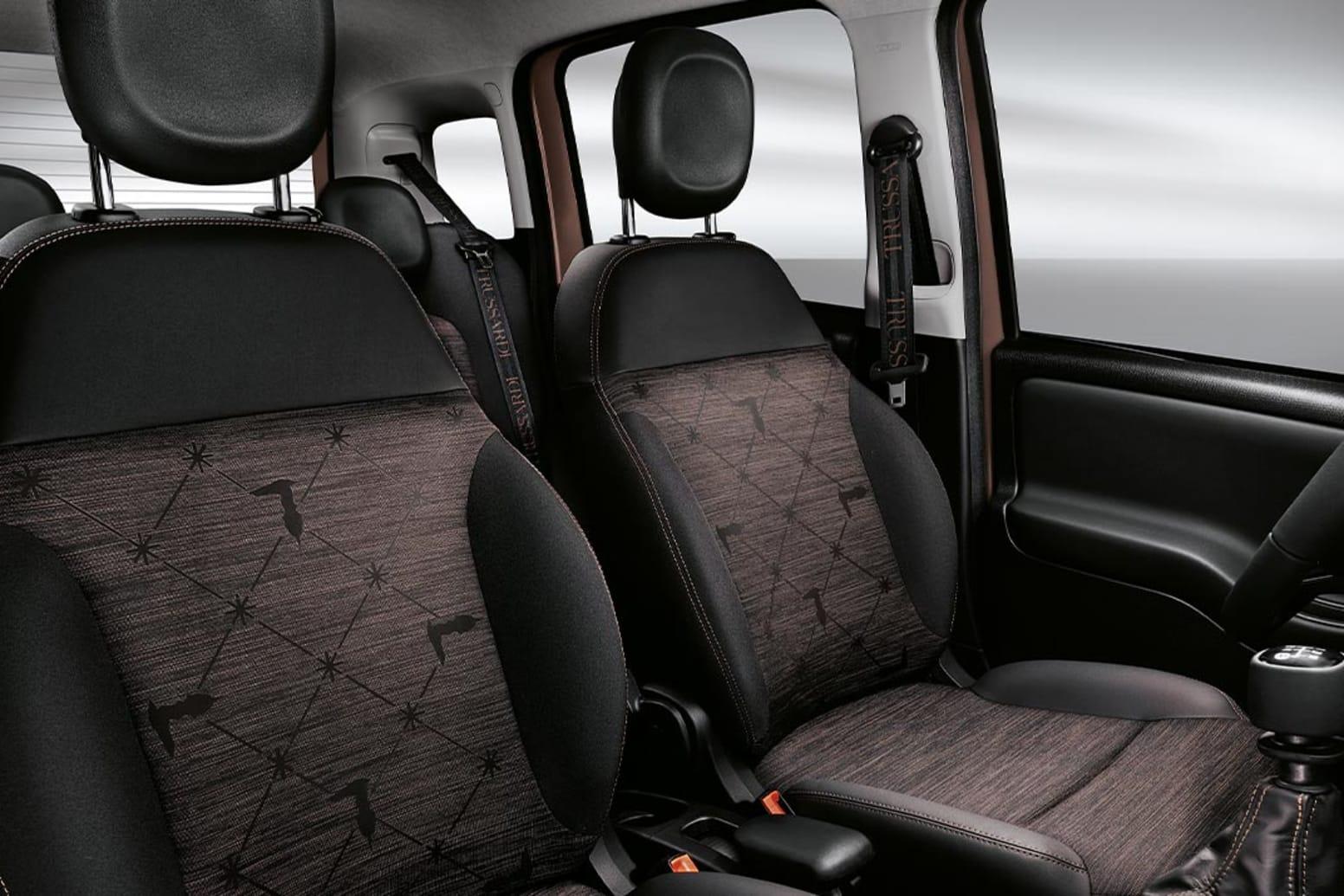 Fiat Panda Trussardi Interior Seats