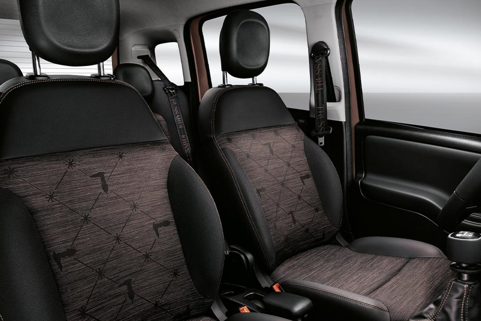 Fiat Panda Trussardi Seats