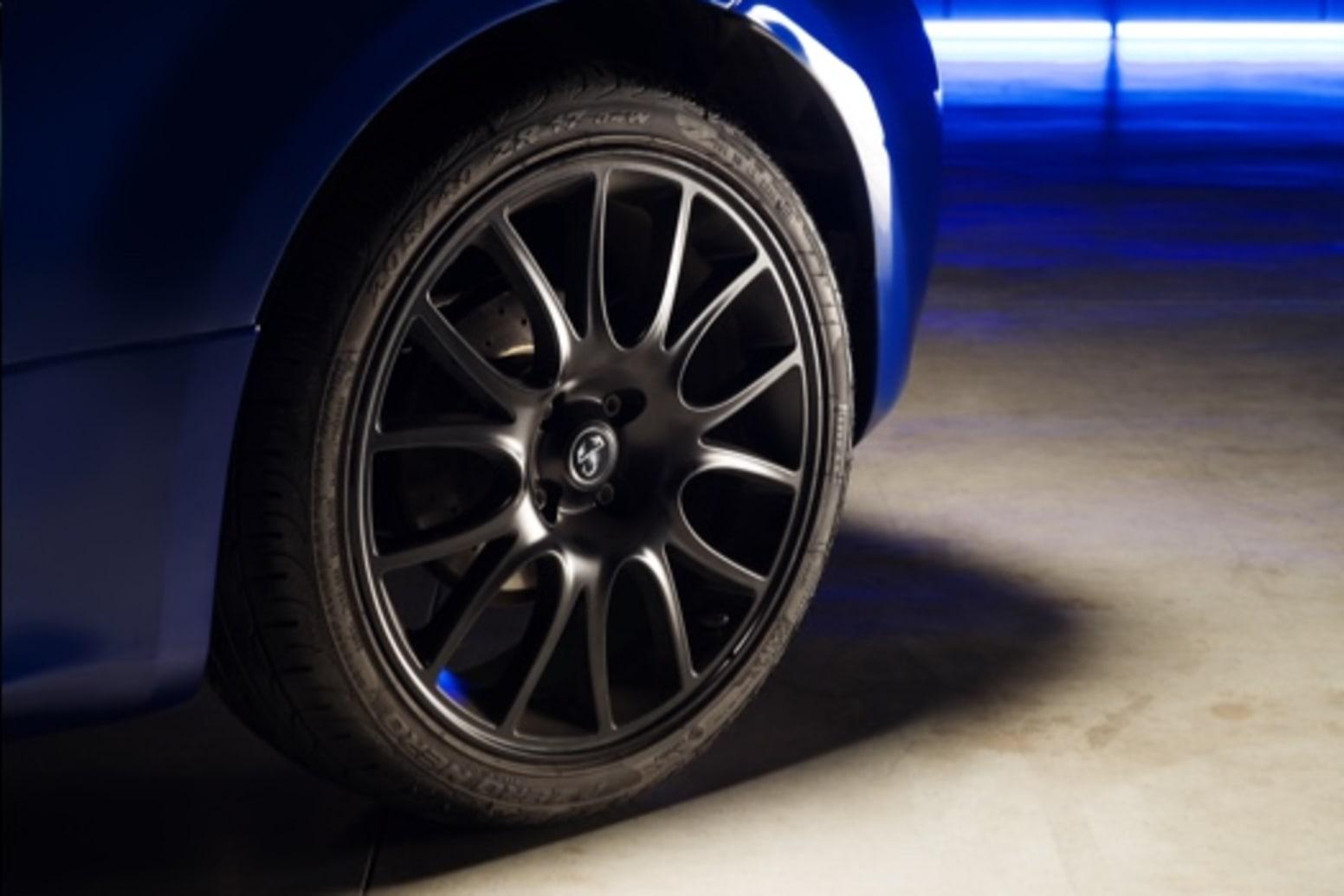 Abarth 595 Monster Energy Yamaha Wheel
