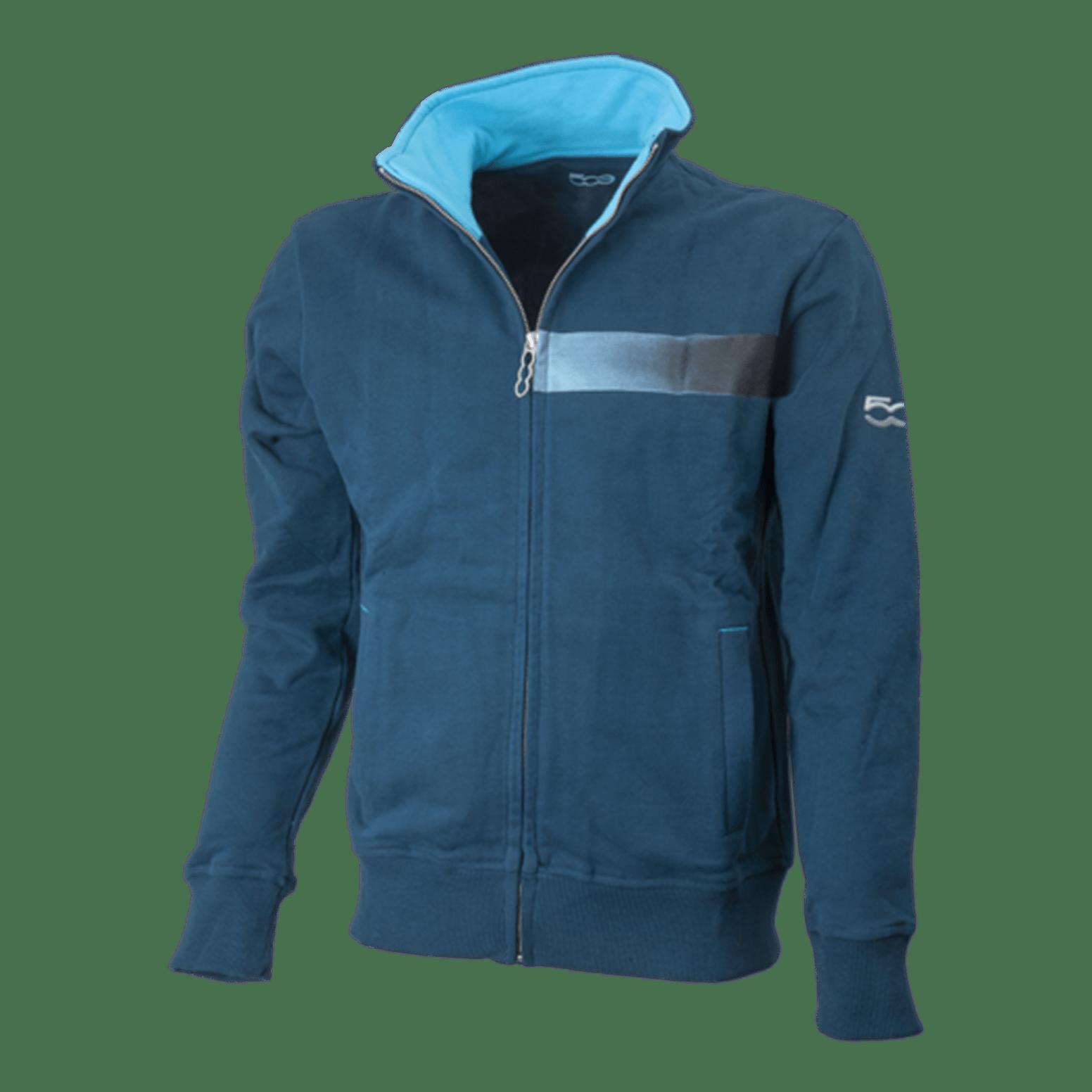 500e Sweatshirt Zip Up Merchandise