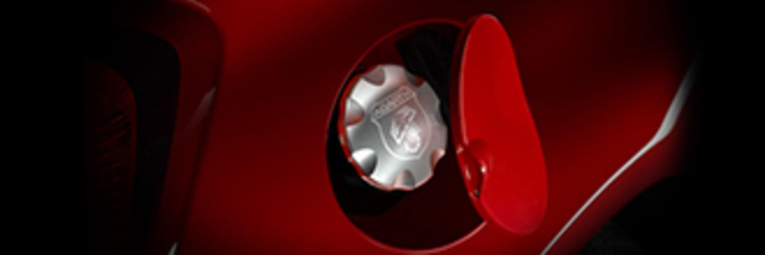 Aluminum Fuel Caps