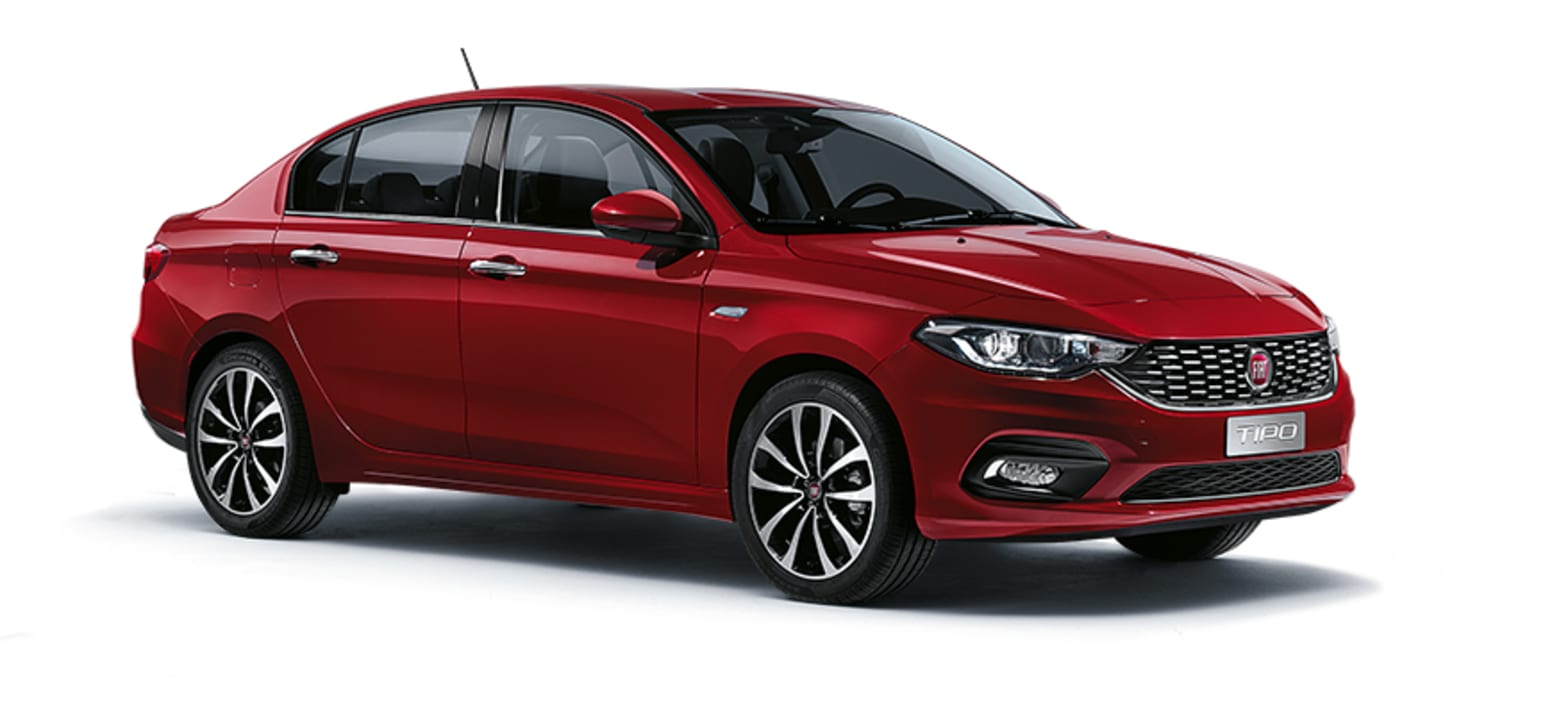 Fiat Tipo Sedan Safety On Board