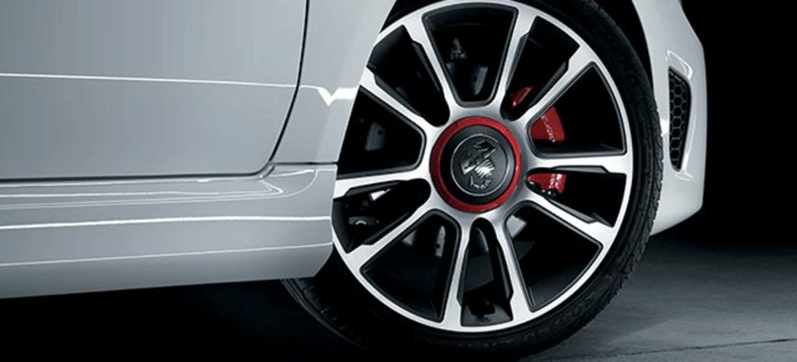 Abarth 595 Turismo Wheel